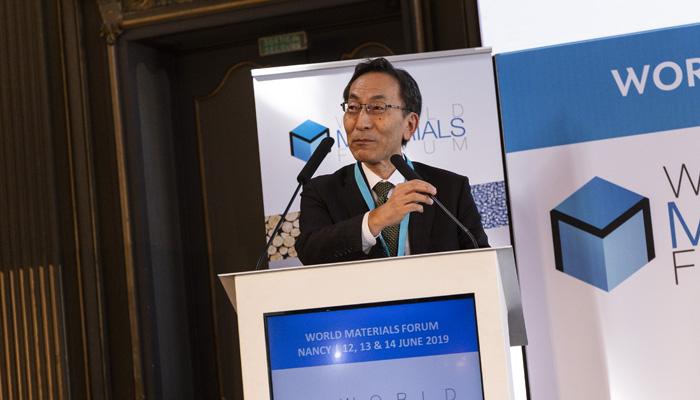 Scientific keynote speech