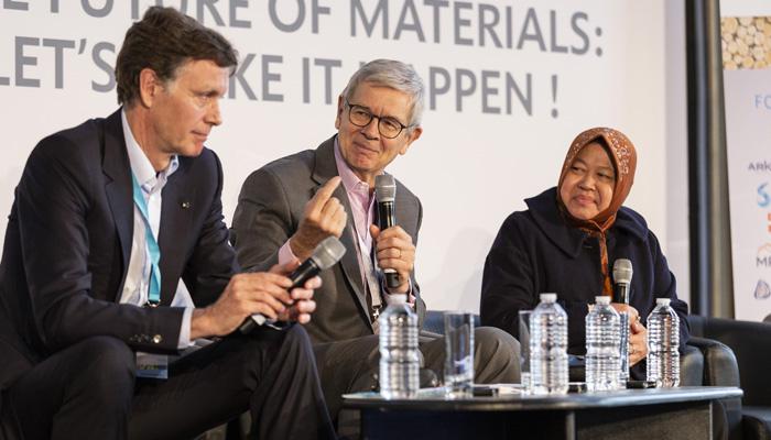 Debate Plastics recycling in big cities